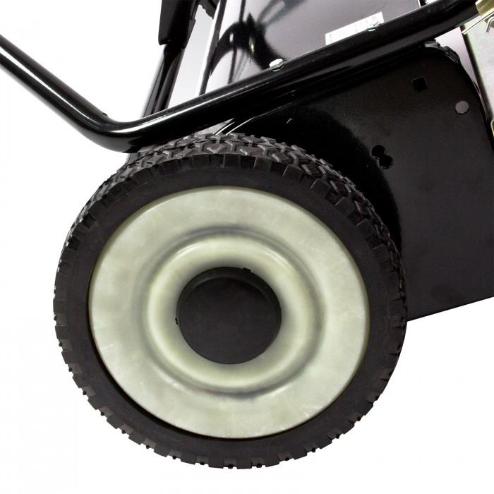 Balayeuse à feuilles et à gazon pour tracteur tondeuse 105 cm