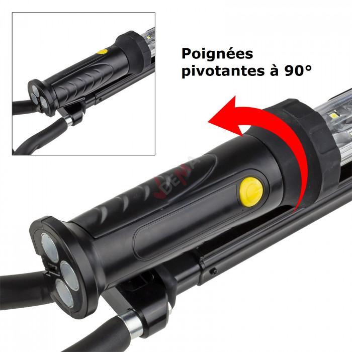 Baladeuse néon 36 LED  Pour capot de voiture - lampe