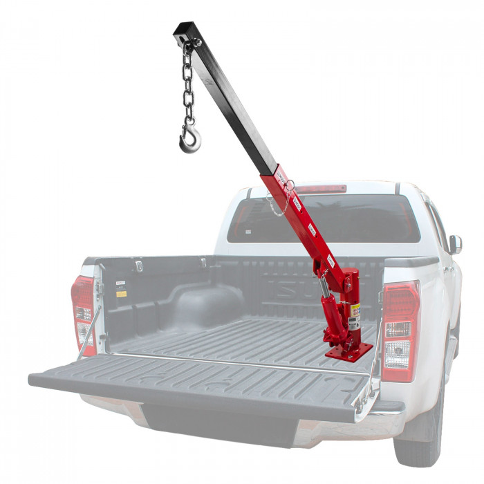 Grue de hayon - Pick-Up - Plateau - Camion - 450 kg