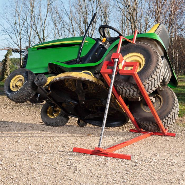 Cric lève tracteur tondeuse RTH 400