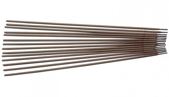 Electrode enrobée en boîte PVC 2.5-350 mm 50 pièces