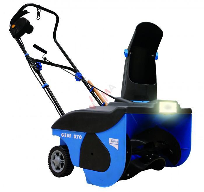 Déneigeuse / Chasse neige électrique GESF 570