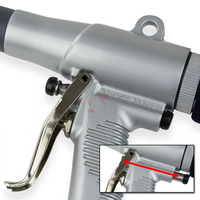 Pistolet aspirant à air comprimé HS 210