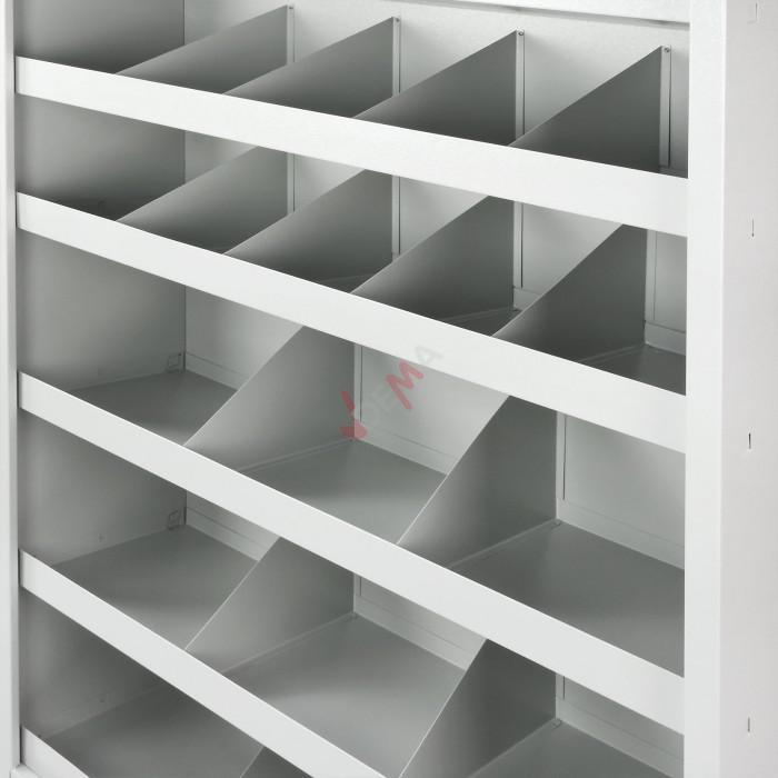 Armoire à compartiments - 29 casiers