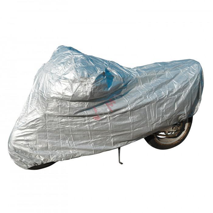 Bâche Garage Moto 2290x990x1250 mm tissu de nylon résiste intempéries