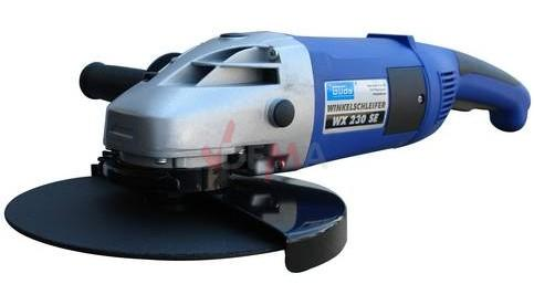 Meuleuse d'angle lapidaire WX230SE rotation 6000 T/min garantie 2ans