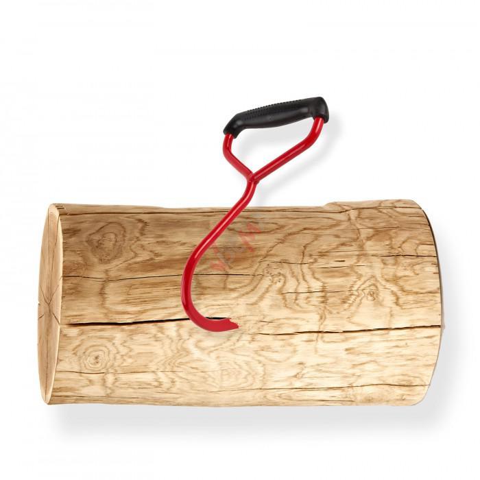 Crochet de levage pour travaux forestiers