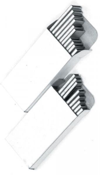 Agrafes de 10 mm - Largeur de 12,8 mm - 5000 pièces - pour G40088