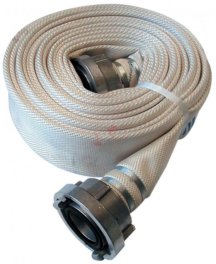 Tuyau de refoulement souple type incendie C 15m