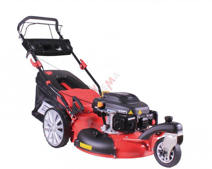 tondeuse thermique autotractee big wheeler trike 565 s. Black Bedroom Furniture Sets. Home Design Ideas