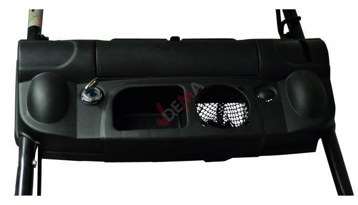 Tondeuse thermique autotractée BIG WHEELER TRIKE 565 B&S