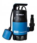 Pompe immergée eaux chargées ou eaux sales GS 4002 P