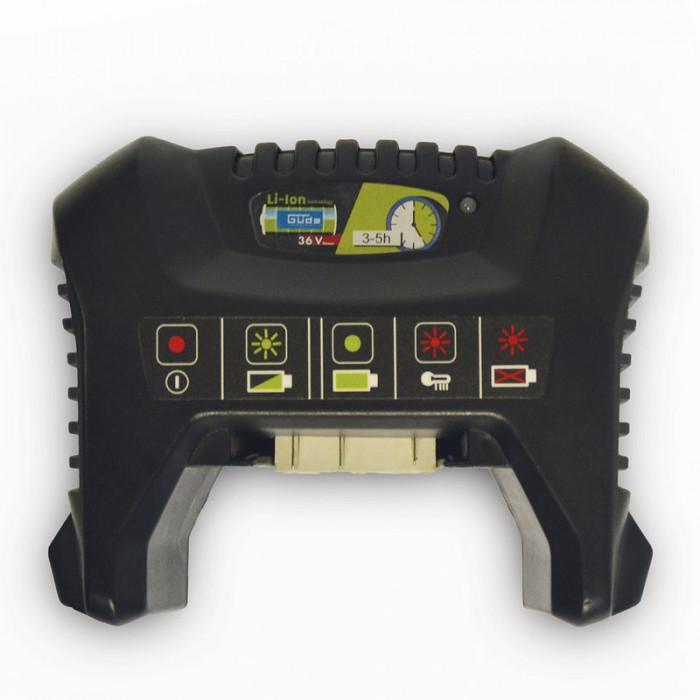 Chargeur standard pour les accu Li-ion 36 V