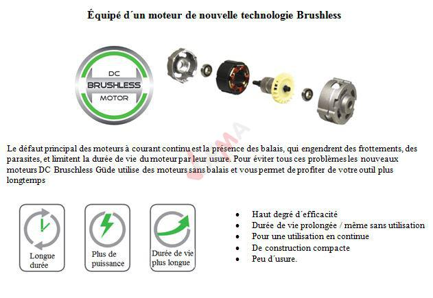 Unité moteur multifonction Débroussailleuse souffleur balai élagueuse
