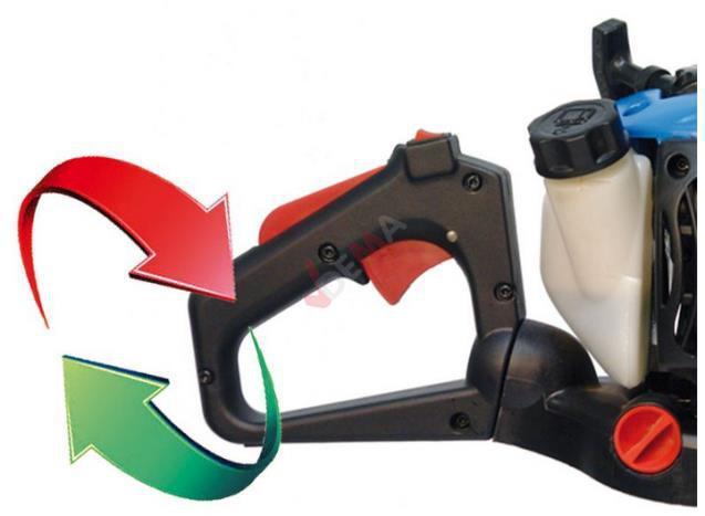 Taille haie Thermique GMH 602 - 2 temps – 25,4 cm³