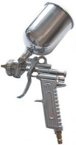 """Pistolet de peinture alu - raccord 1/4""""IG buse Ø 1,4 mm"""