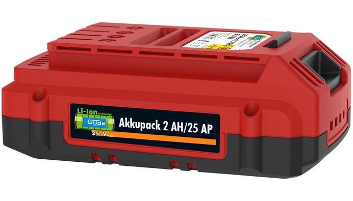Accu Li-ion 2 Ah 25 V