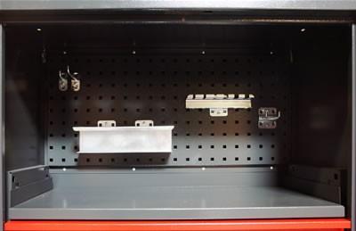 Armoire d'atelier métallique 3 tiroirs
