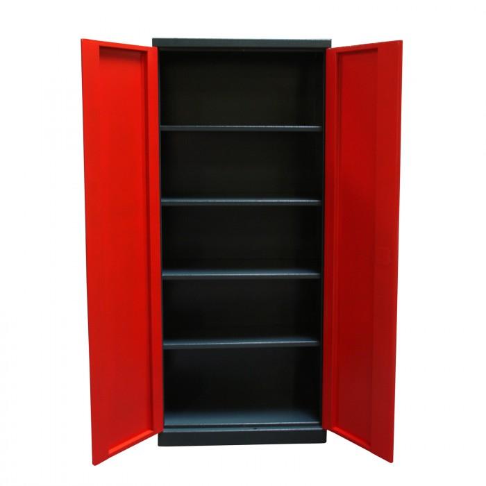 Armoire d 39 atelier m tallique xl t mobilier d 39 atelier - Armoire de rangement atelier ...