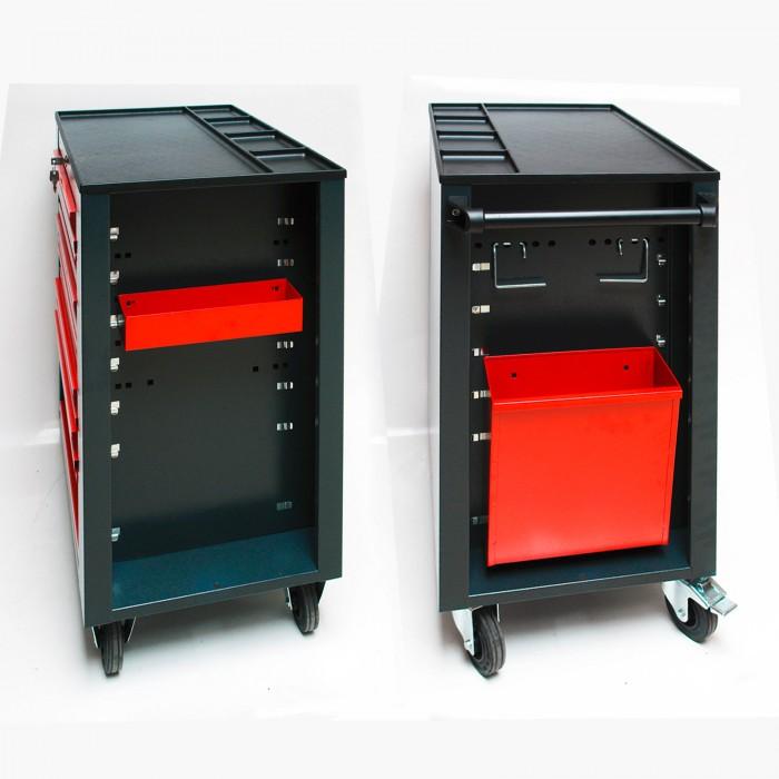 servante d 39 atelier 7 tiroirs mobilier d 39 atelier. Black Bedroom Furniture Sets. Home Design Ideas