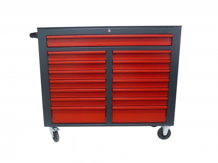 servante d 39 atelier 15 tiroirs mobilier d 39 atelier. Black Bedroom Furniture Sets. Home Design Ideas