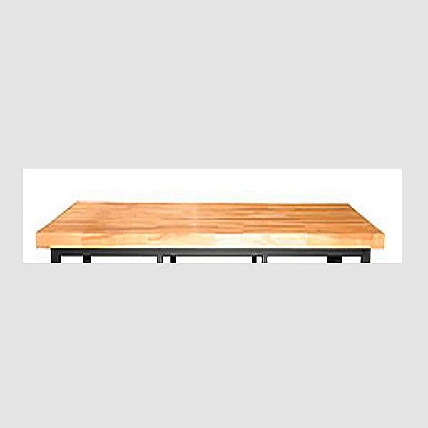 Etabli 170 cm - 6 tiroirs - 1 porte