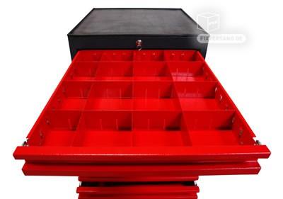 Armoire servante d'atelier 9 tiroirs