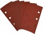 Feuilles abrasives 100/120/180 pour G58128 lot de 6