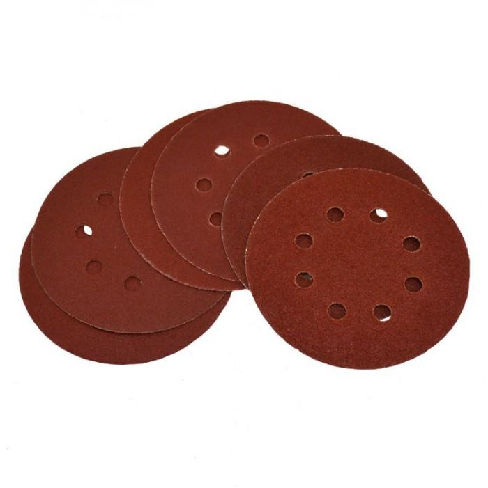 Disques abrasifs 60/80/100 pour G58130 lot de 6