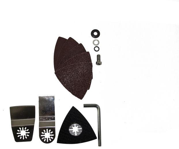 Outil multifonctions avec accessoires NW220