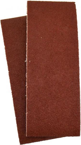Bandes de papier abrasif pour G58129 lot de 6