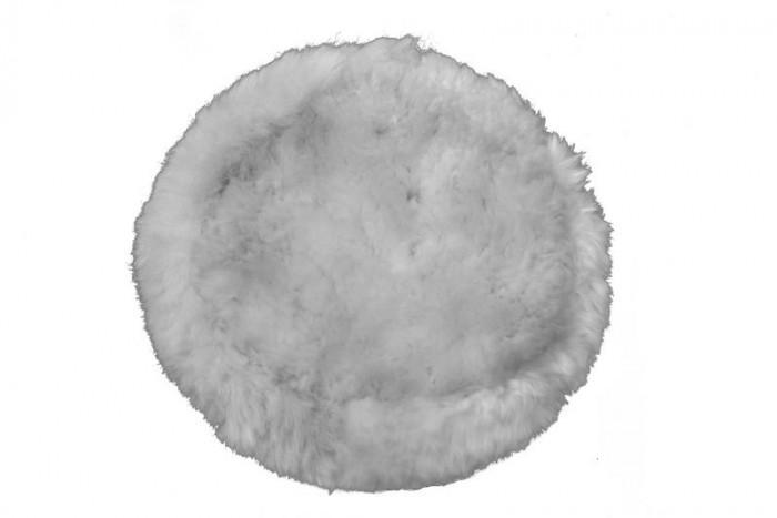 Bonnet de laine d'agneau pour lustreuse G58110