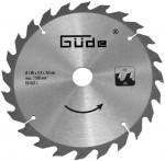 Lame de scie circulaire 24 dents pour G58124