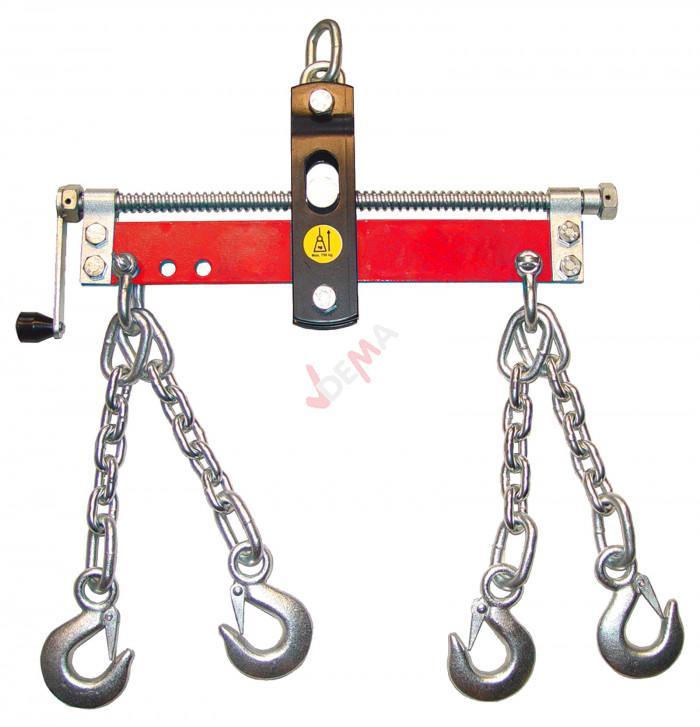 Balancier pour grue atelier/garage - de levage - 1000 kg