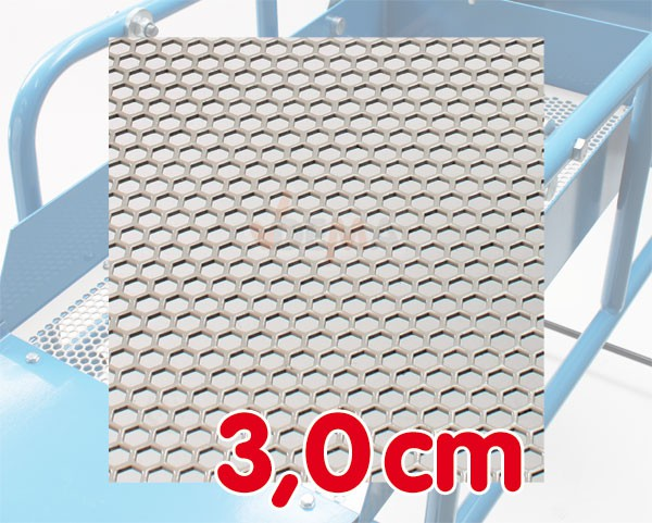 Tamis de rechange 30 mm