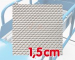 Tamis de rechange 15 mm