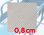 Tamis de rechange 8 mm