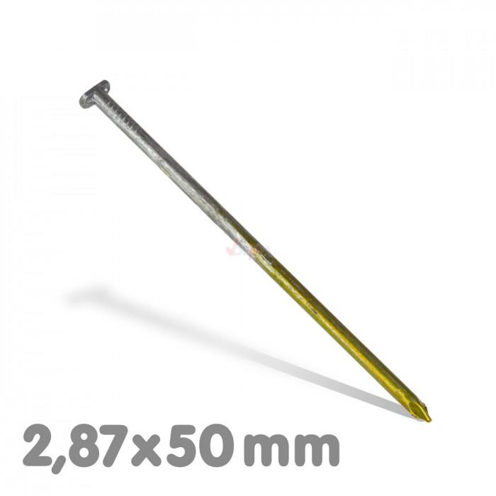 Clous pour cloueuse D18556 - 2,87 x 50 mm