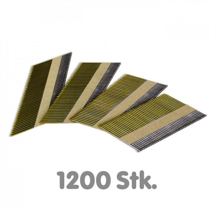 Clous pour cloueuse D18556 - 3,15 x 90 mm