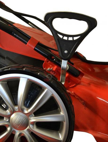 Tondeuse thermique autotractée BIG WHEELER 565 ES-I