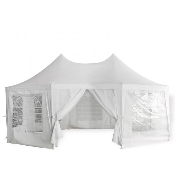"""Tonnelle - Pavillon """"ABU DHABI"""" 4,5 X 6,1 m"""