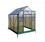 Serre de jardin alu 4,5 m²