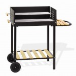 Barbecue party grill Montana