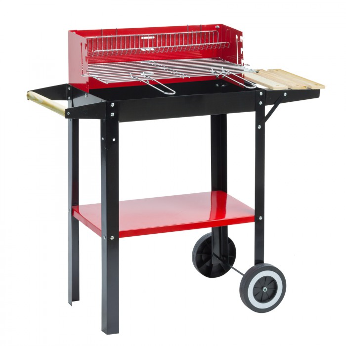 Barbecue party grill louisiana plein air camping - Organiser barbecue party ...