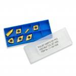 Plaquettes de rechange pour outils tour à métaux 16 mm