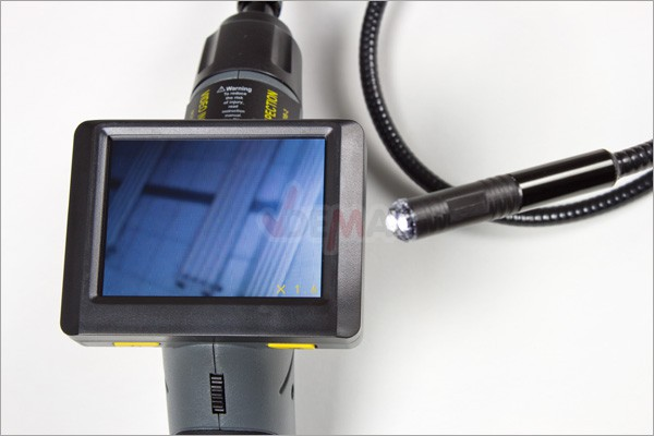 Caméra endoscope ES 3.5 LCD