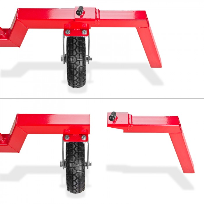 Tournebroche pour carrosserie / voiture - 500 KG