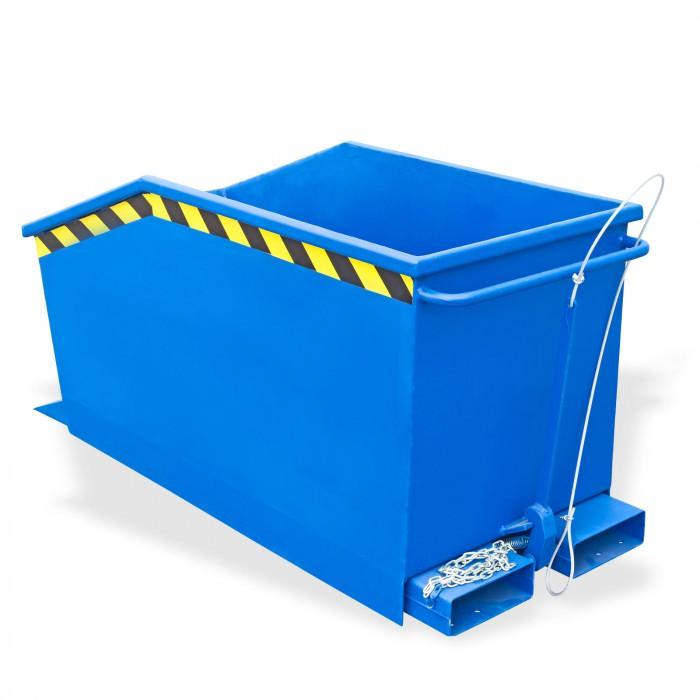 Benne basculante pour chariot élévateur - 800 kg