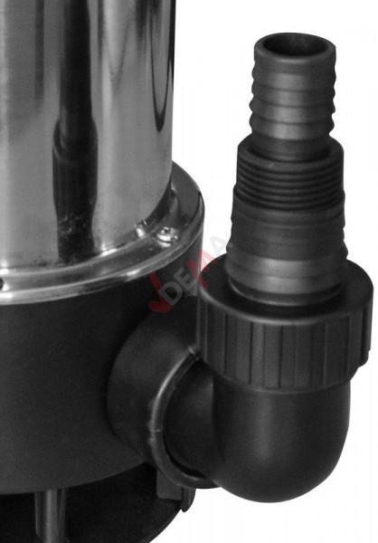 Pompe immergée pour eaux chargées GS 1102 PI