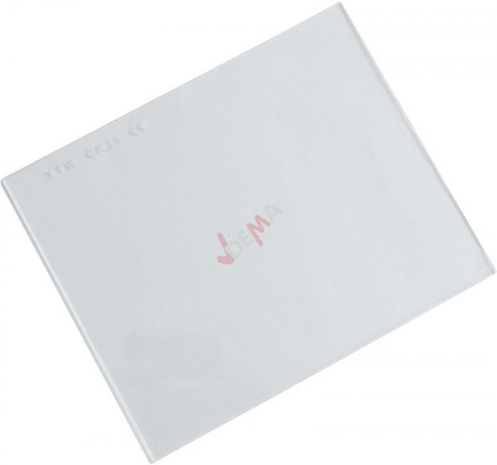 Lentille de verre pour masque de sablage - 90x110 mm